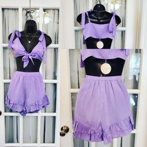 ❣❣❣Wild Honey Lillac Bralette Set
